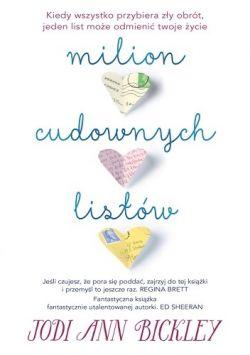 Okładka książki - Milion cudownych listów