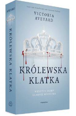 Okładka książki - Królewska Klatka
