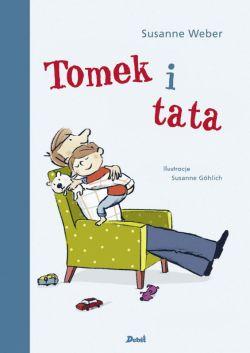 Okładka książki - Tomek i tata
