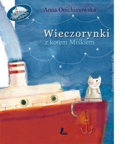 Okładka książki - Wieczorynki z kotem Miśkiem