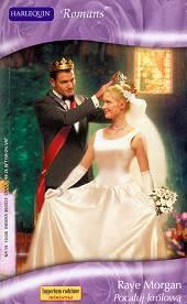Okładka książki - Pocałuj królową