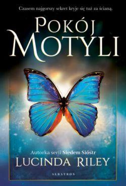 Okładka książki - Pokój motyli