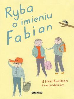 Okładka książki - Ryba o imieniu Fabian