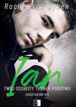 Okładka książki - Ian. Twój osobisty trener podrywu