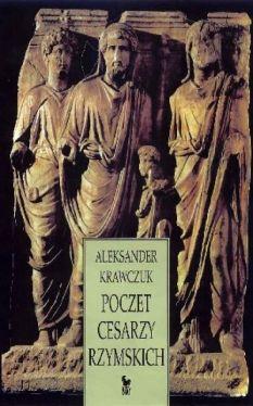 Okładka książki - Poczet cesarzy rzymskich