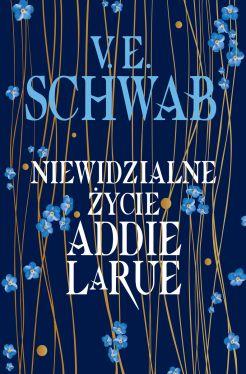 Okładka książki - Niewidzialne życie Addie LaRue