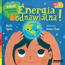 Okładka książki - Energia odnawialna!