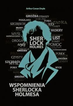 Okładka książki - Sherlock Holmes Wspomnienia Sherlocka Holmesa