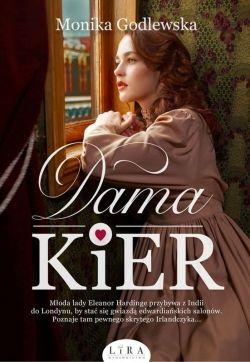 Okładka książki - Dama Kier