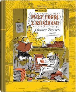 Okładka książki - Mały pokój z książkami