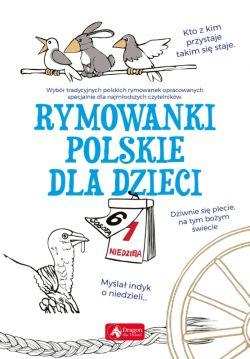 Okładka książki - Rymowanki polskie dla dzieci
