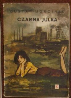 Okładka książki - Czarna Julka