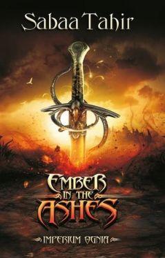 Okładka książki - Ember in the Ashes. Imperium ognia