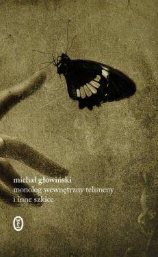 Okładka książki - Monolog wewnętrzny Telimeny i inne szkice