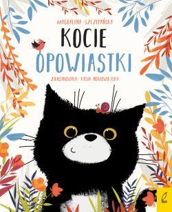 Okładka książki - Kocie opowiastki