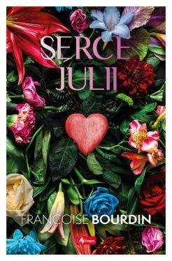 Okładka książki - Serce Julii