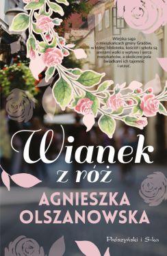 Okładka książki - Wianek z róż