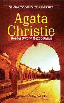 Okładka książki - Morderstwo w Mezopotamii