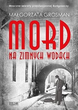 Okładka książki - Mord na Zimnych Wodach