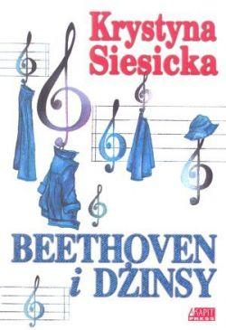 Okładka książki - Beethoven i dżinsy