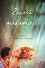 Okładka książki - Zapach makadamii