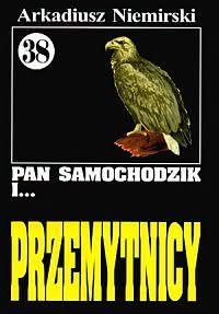 Okładka książki - Pan Samochodzik i przemytnicy