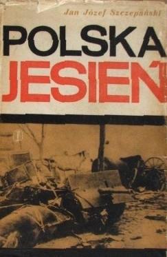 Okładka książki - Polska Jesień