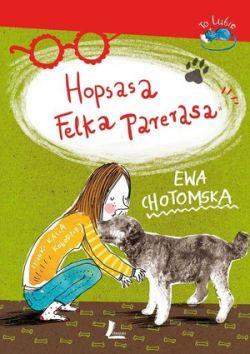 Okładka książki - Hopsasa Felka Parerasa