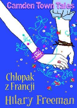 Okładka książki - Chłopak z Francji