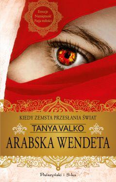 Okładka książki - Arabska wendeta