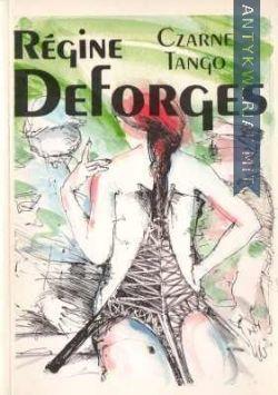 Okładka książki - Czarne tango