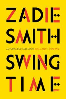 Okładka książki - Swing time