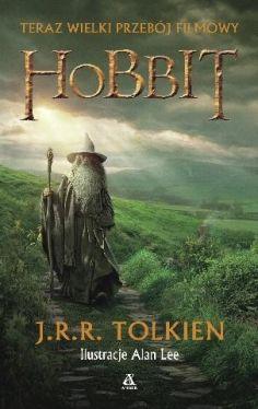 Okładka książki - Hobbit