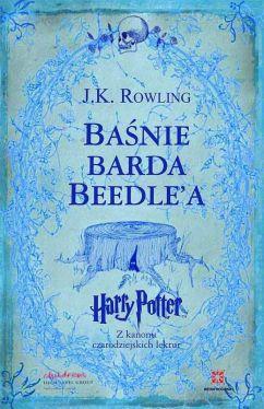 Okładka książki - Baśnie barda Beedle'a