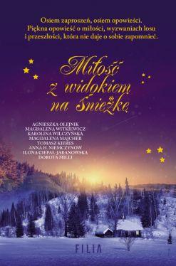 Okładka książki - Miłość z widokiem na Śnieżkę
