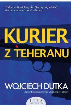 Okładka książki - Kurier z Teheranu