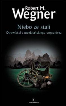 Okładka książki - Niebo ze stali