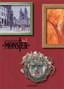 Okładka książki - Monster #5