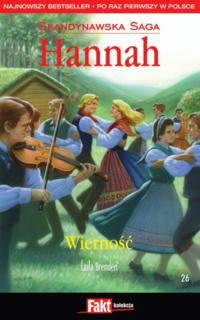 Okładka książki - Hannah. Tom 26. Wierność