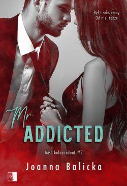 Okładka książki - Mr Addicted