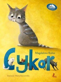 Okładka książki - Cykor