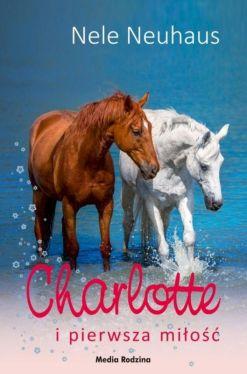 Okładka książki - Charlotte i pierwsza miłość