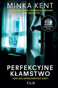 Okładka książki - Perfekcyjne kłamstwo