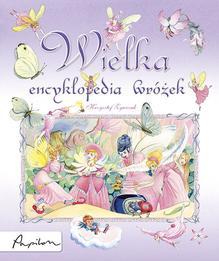 Okładka książki - Wielka encyklopedia wróżek