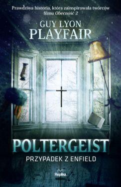 Okładka książki - Poltergeist. Przypadek z Enfield