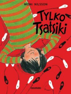 Okładka książki - Tylko Tsatsiki