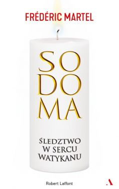 Okładka książki - Sodoma. Śledztwo w sercu Watykanu