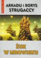Okładka książki - Żuk w mrowisku