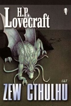 Okładka książki - Zew Cthulhu