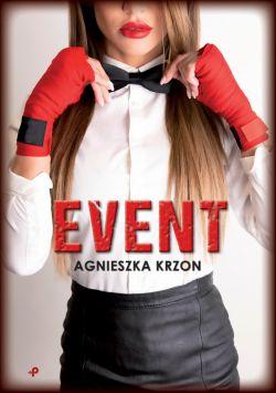 Okładka książki - Event